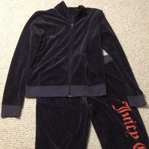 Juicy set, matching jacket and pants